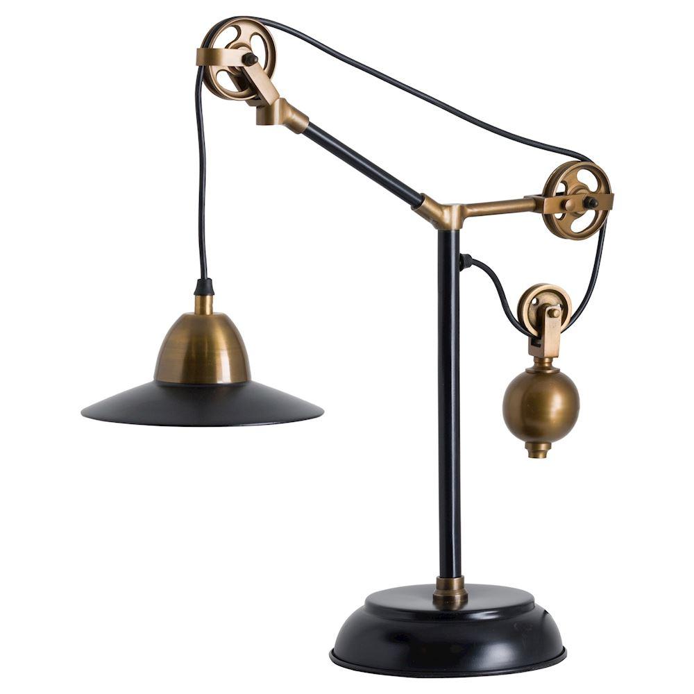 Hudson Adjustable Table Lamp