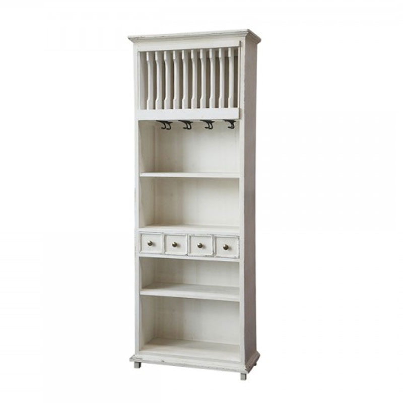 Shelf-with-Drawers-and-Plate-Rack